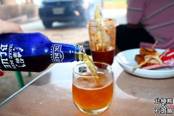 <酒精飲料>打狗啤酒-支持高雄在地好品質,第一支與文創產業做結合的啤酒