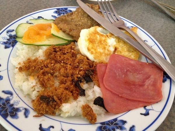 <西式早餐>金典早餐-金典特餐是海盜在吃的