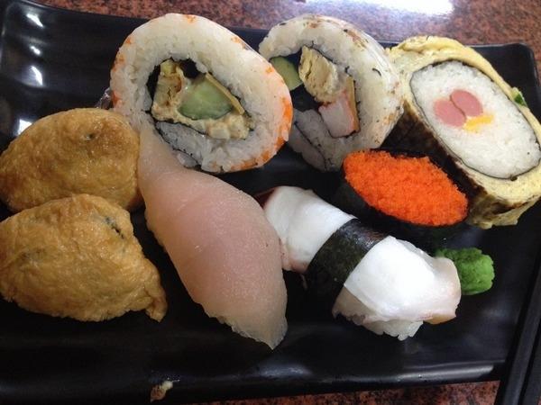 <日式料理>辻壽司-現點現做的平價壽司,隱身巷弄的超人氣小店