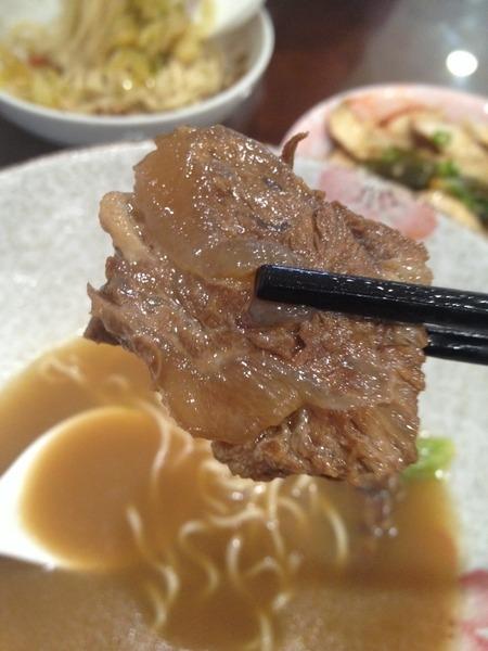 <小吃>甘老味健康牛肉麵-燉煮到恰到好處的腱子肉,還有超值餛飩湯