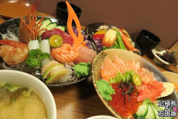 <口碑券010>四筒食藝-高品質日式料理,鮮甜在舌尖上舞動著