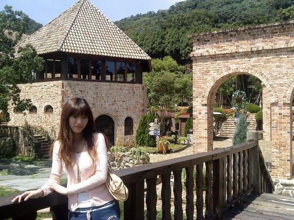 台中哪裡好玩?台中景點,新社古堡花園偶像劇「華麗的挑戰」+高美濕地!!!