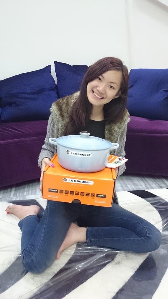 母親節送禮推薦【LE CREUSET 】-LC鑄鐵鍋使用心得分享-W親子館