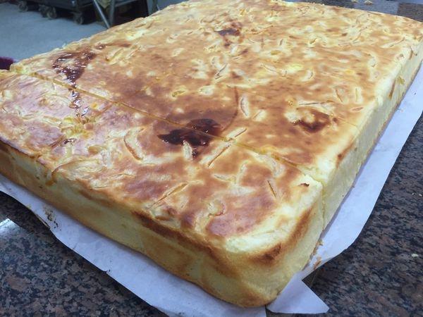 [新化美食推薦] 台南新化美食地圖~吉野村現烤蛋糕、所長茶葉蛋、新化燒餅