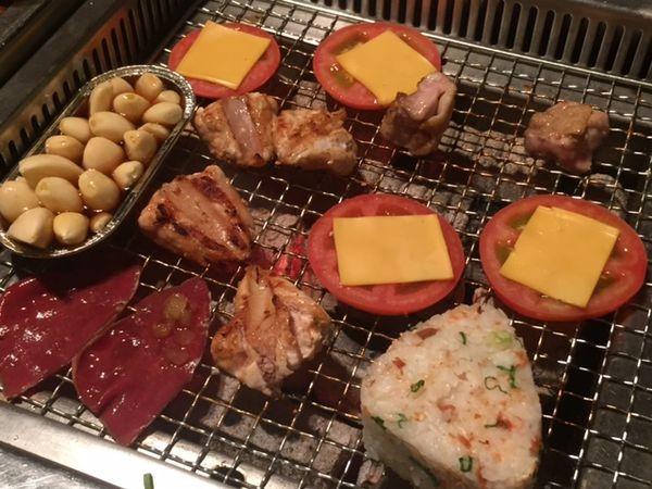 [善化燒肉推薦] 台南善化。伊達炭火燒肉~聚餐聯誼好去處
