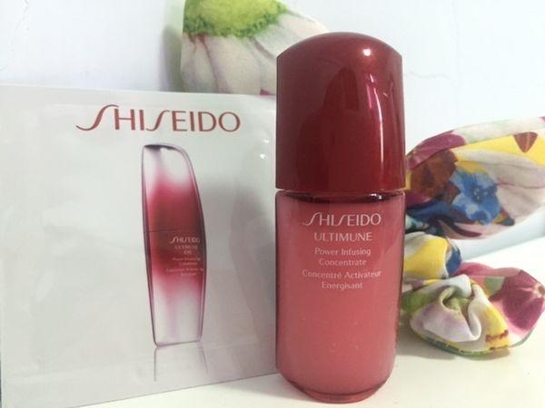 9月份butybox首席體驗~資生堂Shiseido「紅妍肌活露+紅妍肌活潤眼修護露」