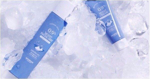 SKINFOOD 0.9肌本完美冰河海鹽調理露 _300ml_NTD900