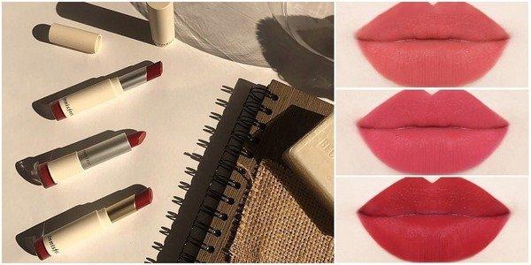 Innisfree 紅色溫度-超服貼絲絨唇膏