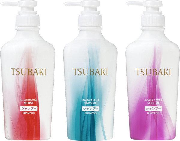 TSUBAKI思波綺_植萃瞬透洗潤系列_NTD200(單瓶)