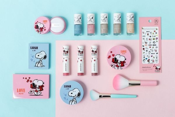 innisfree X Snoopy 彩妝系列.jpeg