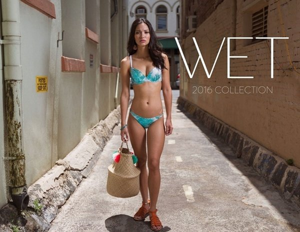 【新聞畫面】WET Swimwear-2016主打新品形象圖-Blue Palm Glamour(上身NT$4,550、下身NT$3,750).jpg
