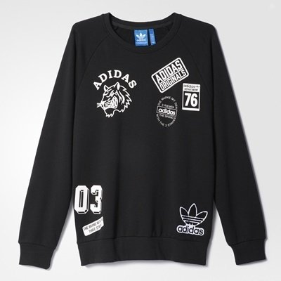 adidas Originals LOGO CREW SWEAT NTD2,890_AY8632.jpg