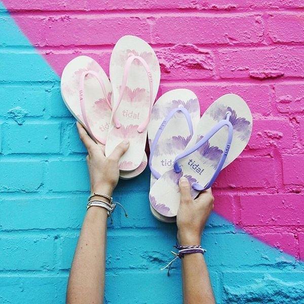 水彩圖案女性拖鞋.jpg