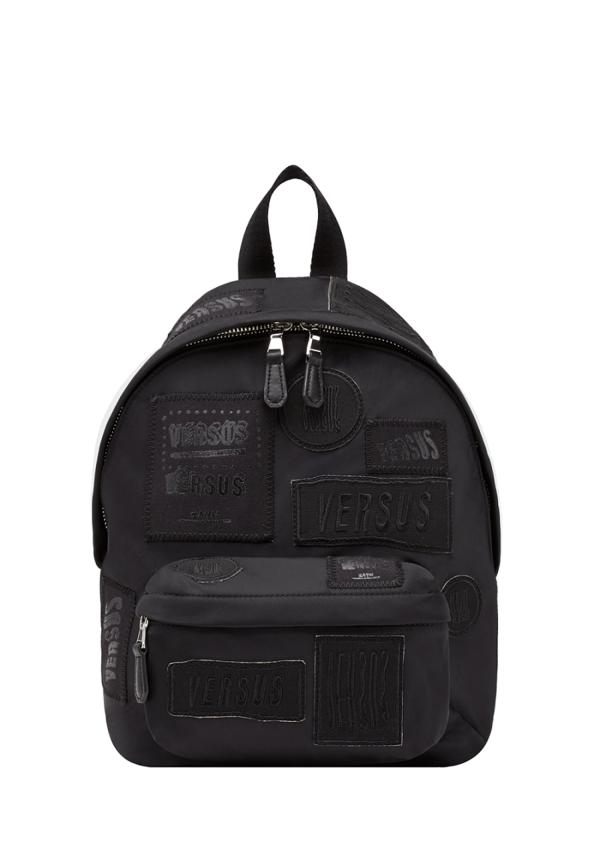 ZAYN X VERSUS聯名系列 - 黑色後背包 $13,500.png