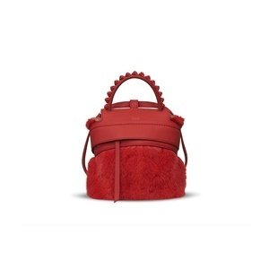 22A 貂毛拼接TOD'S Wave Bag後背包-NT$118,700-TOD'S.jpg