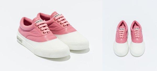 MIU MIU Ollie Nappa皮革滑板鞋(粉) $22,000 -horz.jpg