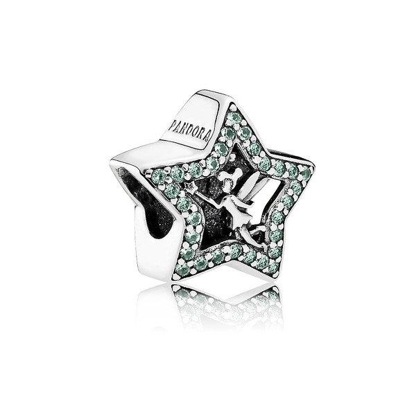奇妙仙子星星淺綠水晶925銀串飾NT$3,180.jpg