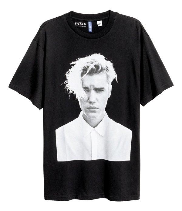 Justin Bieber 限量版中性T恤 售價NTD499元 (2).jpg