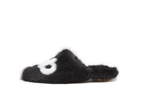 LAMBRO黑色水鼬毛拖鞋, 建議售價NT$42,900.jpg