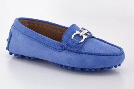 SABA MINI藍色羊麂皮休閒鞋, 建議售價NT$10,900.jpg