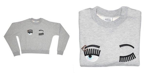 Capsule系列 灰色眉環長袖棉質T-Shirt $9,800-horz.jpg