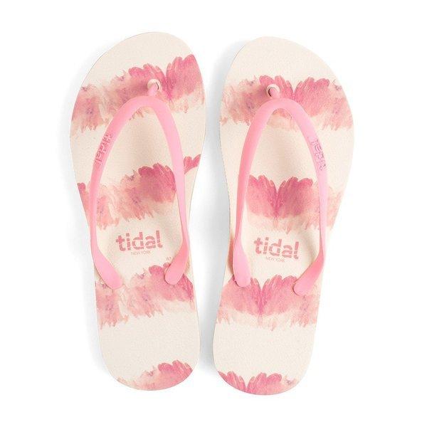 粉色水彩圖案女性拖鞋.jpg