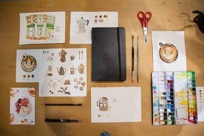 星巴克系列咖啡講座-喝一杯咖啡,畫一張Latte Art -當咖啡成為一種藝術.jpg