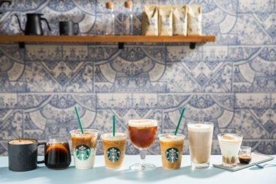 8款概念店獨家飲品,帶來多元風味選擇,例如包含台灣獨家研發、首次將新鮮水果入咖啡的「夏日特調咖啡」、「夏柚氣泡咖啡」.jpg
