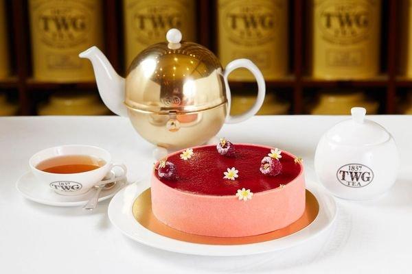 1. TWG Tea玫瑰芬香茶味覆盆莓香草慕斯蛋糕(Bain de Rose Tea Vanilla Raspberry Cake),7吋建議售價新台幣1,350元。_preview.jpeg