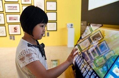 小朋友可藉由臉部表情機微調五官,展現不同動畫人物特質。.jpg