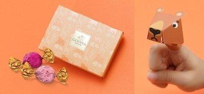松露巧克力禮盒5顆裝連小熊紙偶 NT$320 _ group.jpg