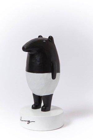 展覽期間把限量200隻的來貘公仔帶回家,Cherng將會為您親手繪製似顏繪。.jpg