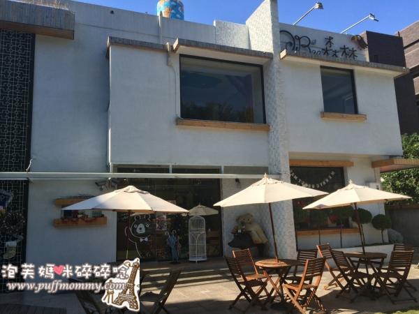 [台中ღ親子餐廳] (1Y2M5D)寶寶最愛滑梯沙坑積木牆─台中北區QBee森林