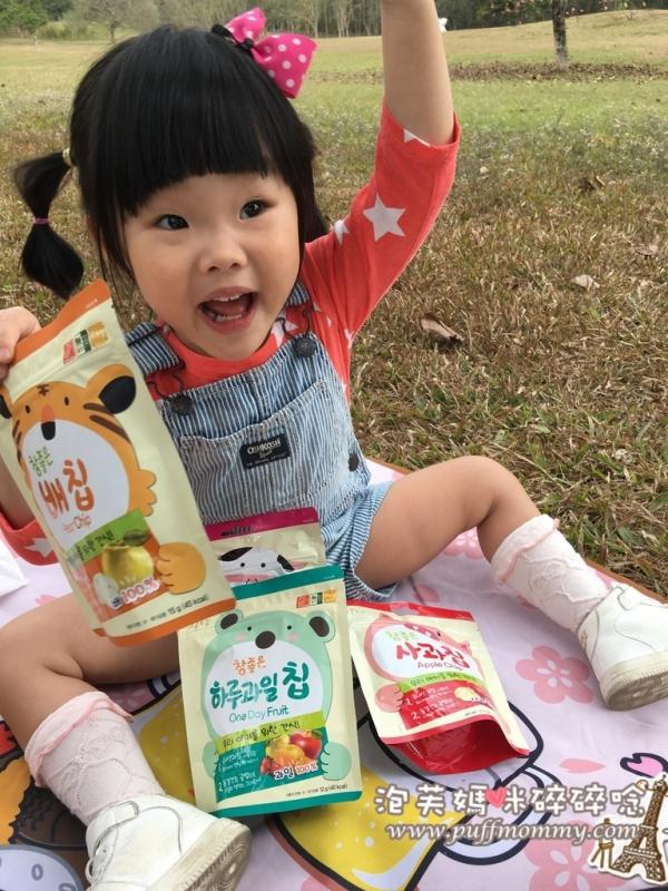 [副食品] (1Y+)新鮮現採水果,冷凍乾燥製成─韓國Natural Choice蔬果脆片