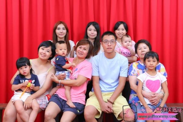 [Baby Daily] (1Y)小布丁抓周紀念@桃囍人文藝術館(新北館)