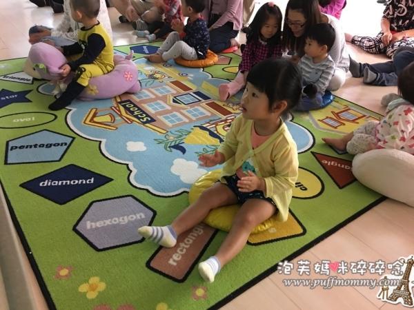[Baby Daily] (2Y1M3D)寶寶版雲霄飛車、律動唱跳說故事─台北市內湖親子館