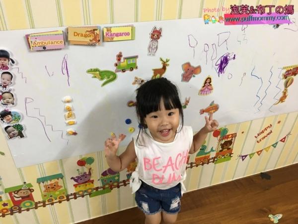 (限時團購)│文末贈獎│[育兒ღ好物] 磁鐵達人─邊玩邊畫邊學,在磁鐵白板上盡情地作畫吧!