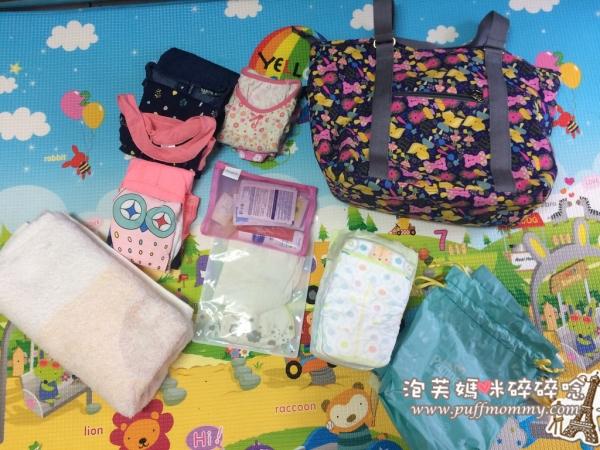[Mommy Diary] 新生兒準備物品清單懶人包