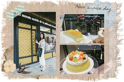 甜點 東區打卡新地標 法國的秘密甜點(大安2店) – 美味、時尚、新鮮現做