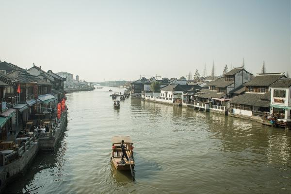 上海 ✿ 古色古香江南水鄉古鎮 - 朱家角