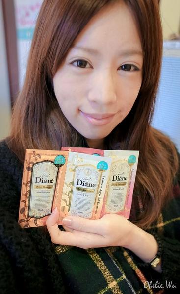 髮品 ♥ 新愛用產品大推薦 Moist Diane黛絲恩摩洛哥堅果油洗髮精