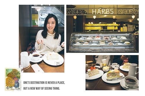 |日本甜點| 到日本必吃甜點 HARBS - 天王寺/阿倍野近鐵百貨店