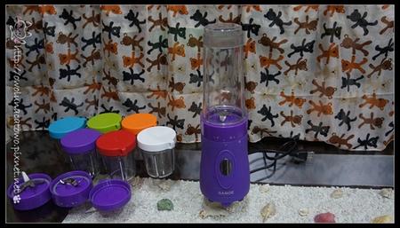 【媽媽小筆記】思樂誼SANOE寶寶樂調理機&SAMPO聲寶調理棒&KOLIN歌林調理棒