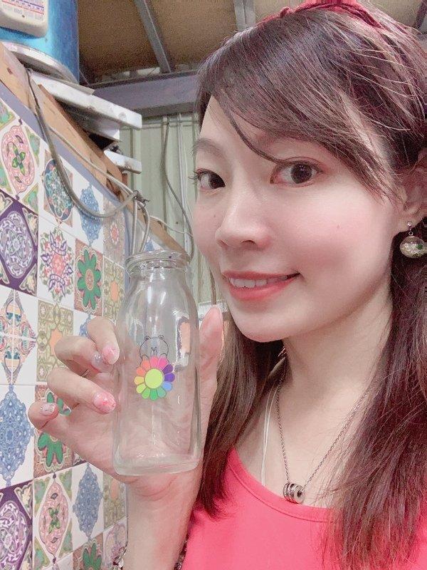 客製化玻璃瓶成品展示-UV直噴機推薦
