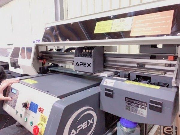 APEX桌上型UV直噴機-UV直噴機推薦