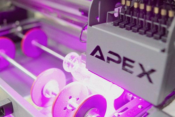 玻璃瓶印刷流程-UV直噴機推薦