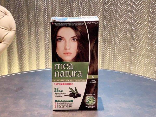 「染髮劑推薦」天然有機添加, 無動物試驗安全健康染髮與白髮染髮最佳首選-mea natura美娜圖塔染.洗.護 3 合 1 植萃染髮開箱分享