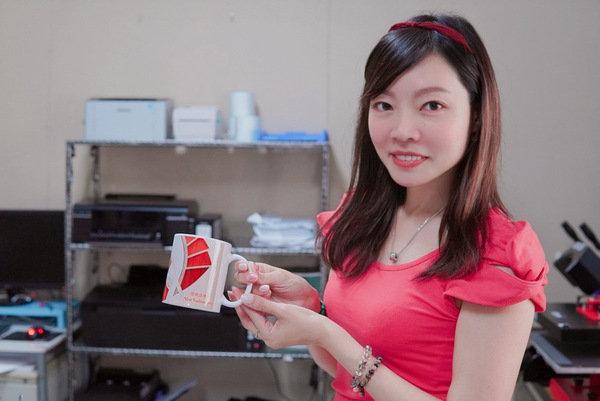 客製化馬克杯-熱轉印機推薦