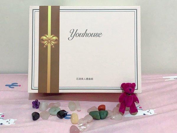 「保養」每日肌膚透亮煥白修護抗齡保養聖品-Youhouse花漾美人禮盒組美白保濕八件組開箱分享