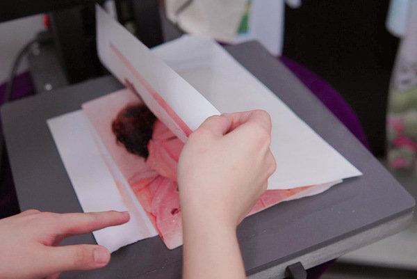 客製化拼圖照片印刷-熱轉印機